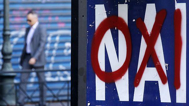 همه پرسی یونان؛ موافقان «آری» بیشتر شدند