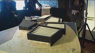 مشروع النسخة الفنلندية من متحف غوغنهايم يثير جدلا بسبب تكلفته الباهظة.