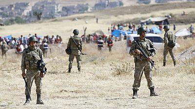 Türkei stationiert noch mehr Soldaten an der Grenze zu Syrien