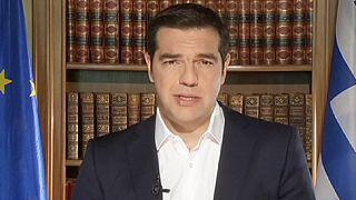 نخست وزیر یونان دعوت به رأی «نه» را تکرار کرد