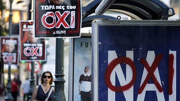 Ελλάδα: Τελικές προετοιμασίες για το καθοριστικό δημοψήφισμα