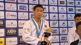 Moğol judokalar madalyalara ambargo koydu