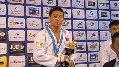Dominio mongol en la primera jornada del Gran Premio de judo de Ulán Bator