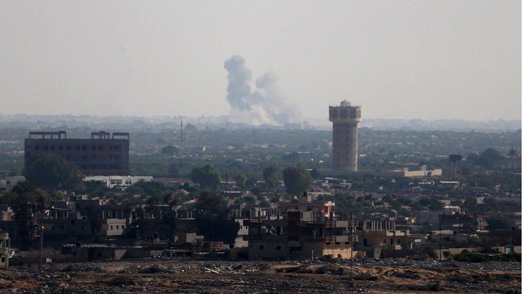 La branche égyptienne de l'EI revendique des tirs de roquettes sur Israël