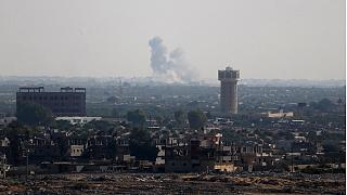 ISIL affiliate claims rocket attack on Israel
