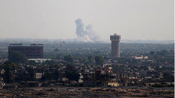 Az Iszlám Állam egyiptomi ága rakétákat lőtt Izraelre