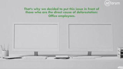 Deforestation on your desktop (Green Nation)