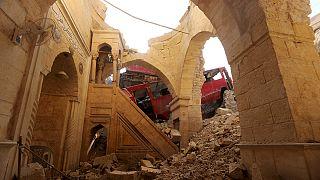 A pokol neve Aleppó