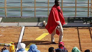 Tovább gyűrűzik a menekültkrízis Dél-Olaszországban