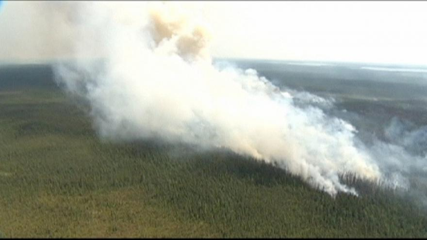 Kanada: Evakuierungen nach Waldbränden