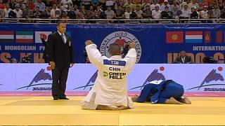 Ulaanbaatar Judo Grand Prix visitors impress in Mongolia