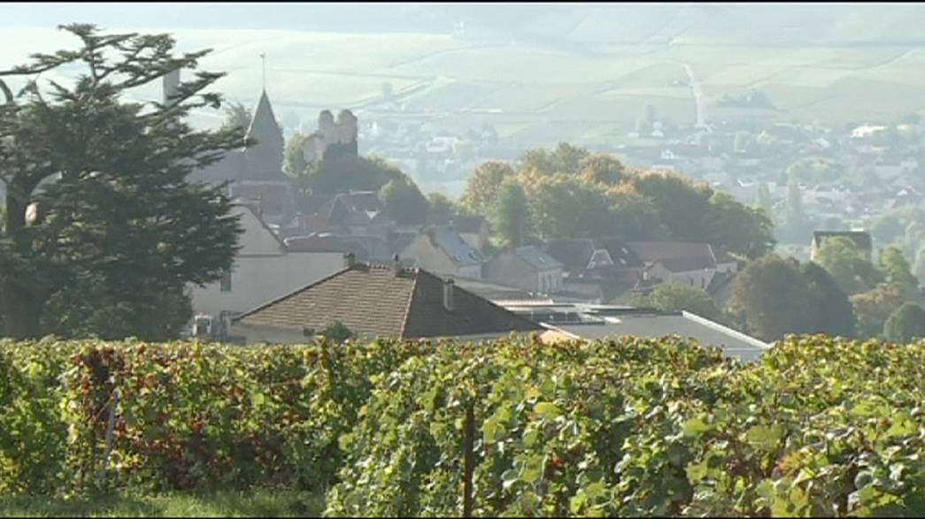 Cheers! Champagne and Burgundy celebrate UNESCO World Heritage status