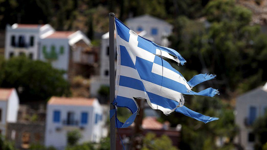 Grécia: O futuro oknas mãos de um povo