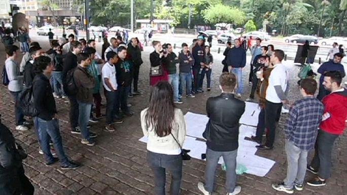 Sao Paulo is betiltotta az Ubert