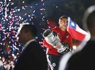 مبروك الفوز لتشيلي