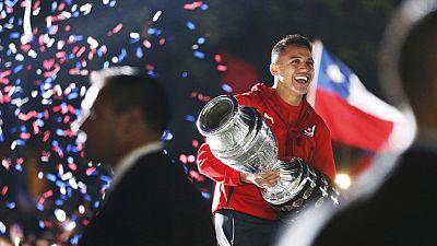 Congratulations Chile