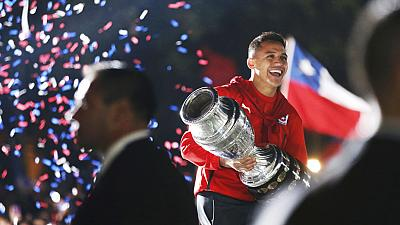 Glückwunsch, Chile!