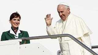 Papa nos três países mais pobres da América Latina