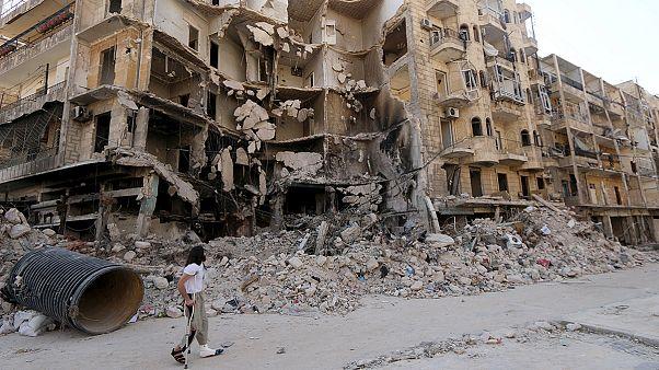 Suriye'de rejim güçleri Zabadan kentine saldırdı