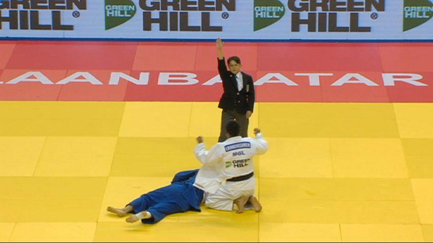 Judo: in Mongolia trionfa il padrone di casa Lkhagvasuren