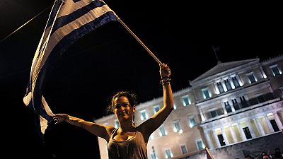 """Ball is in Athens' court"" says Germany following Greek vote"