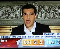"It's a decisive ""No"" in Greek bailout referendum"