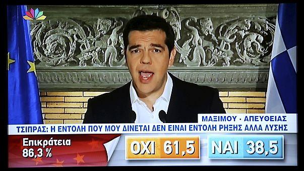 """Dalla Grecia un """"No"""" storico"""