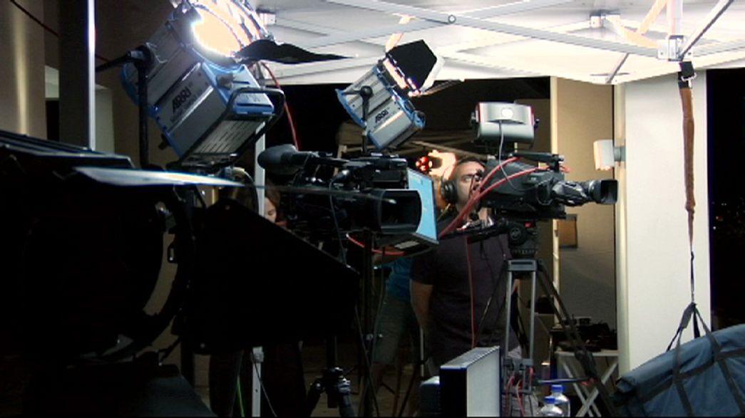 Grèce : une couverture médiatique intensive