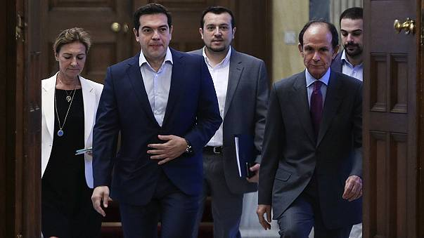 """""""We gave an example of democracy"""" says Greek Prime Minister"""