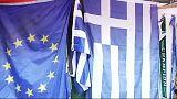 Bizonytalan emberek a görög népszavazás után