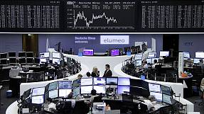 Markets down but no crash after Greece result