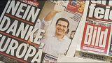 امتعاض لدى الشارع الالماني بعد نتائج الاستفتاء في اليونان