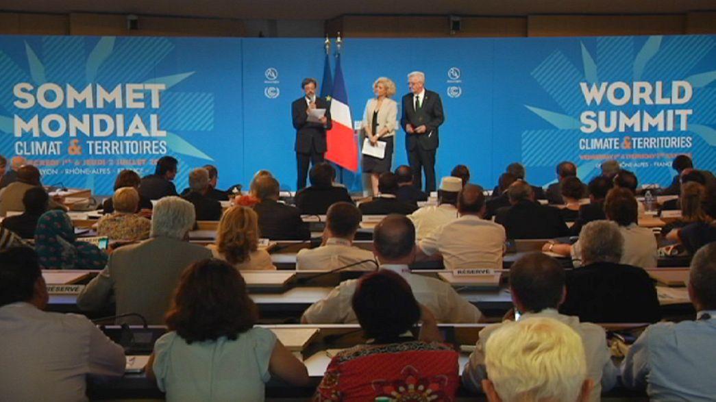 إستعدادا للمؤتمر العالمي حول المناخ،  قدمت الأقاليم و مؤسسات المجتمع المدني، بليون،  إقتراحاتاتها لأصحاب القرار .