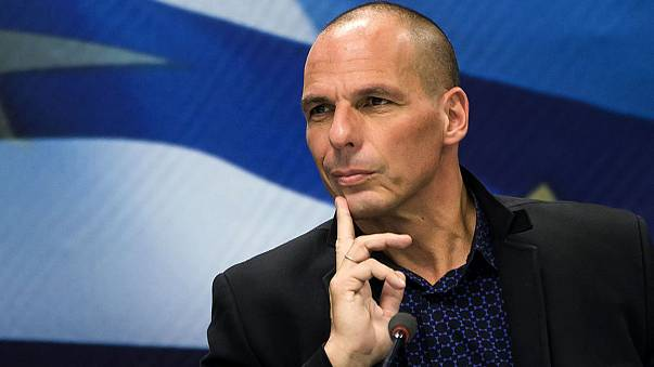 Yunan Bakan Varoufakis rüzgar gibi geçti