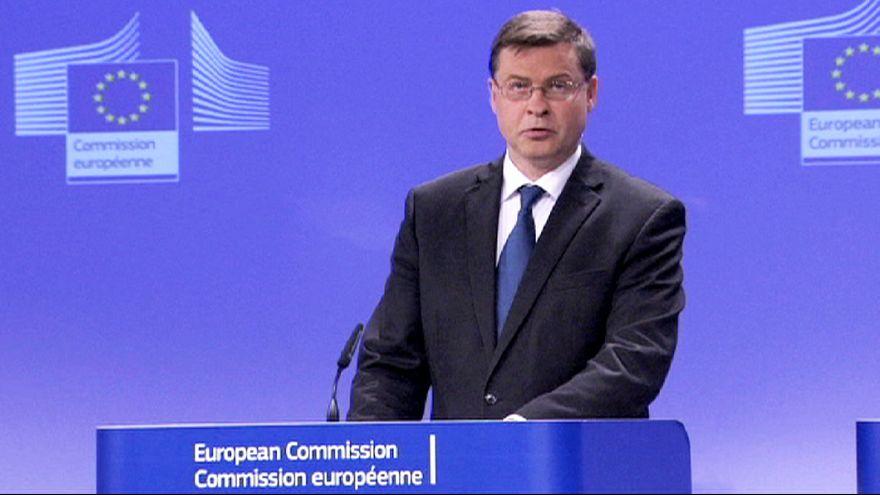 В ЕС недовольны греческим референдумом