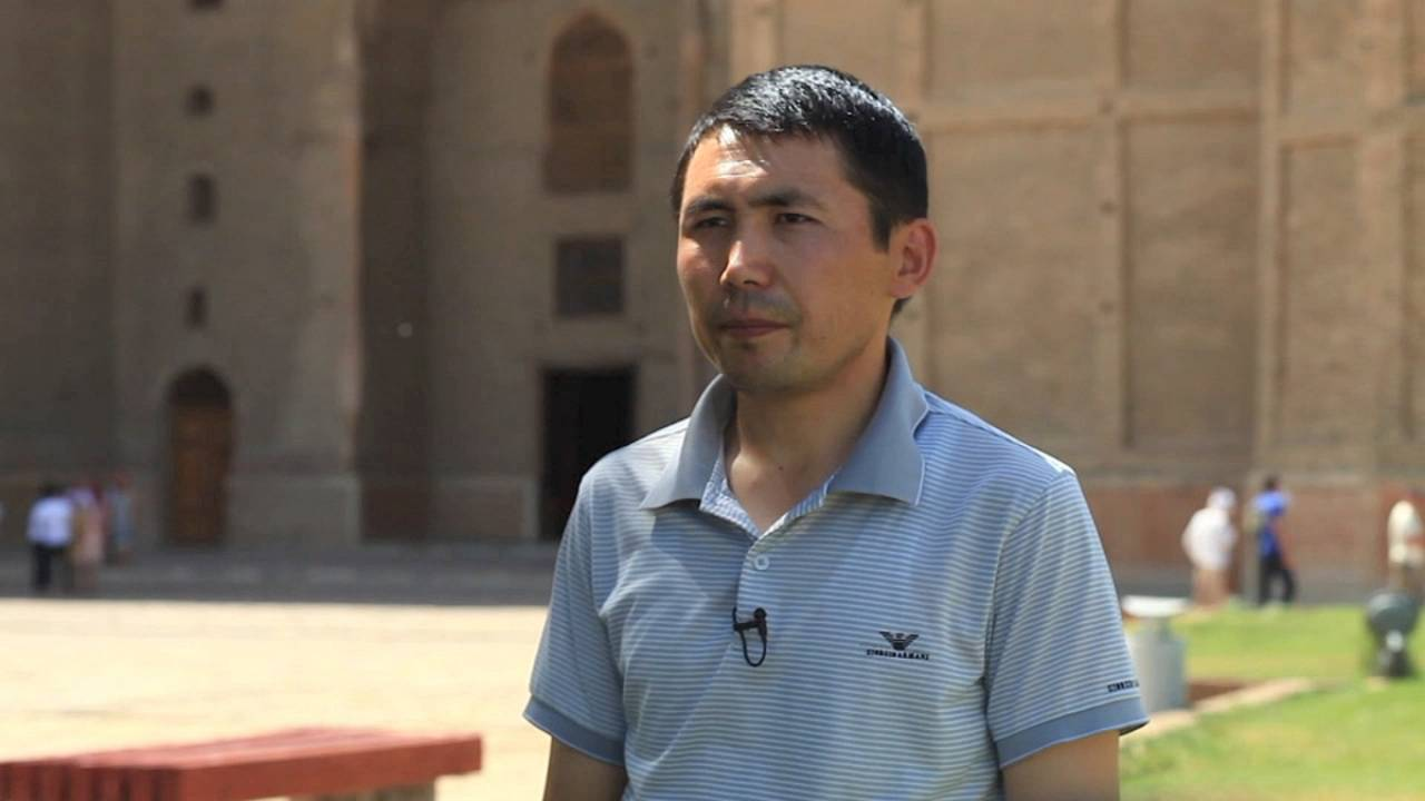 Интервью-бонус о Мавзолее Ходжи Ахмеда Ясави