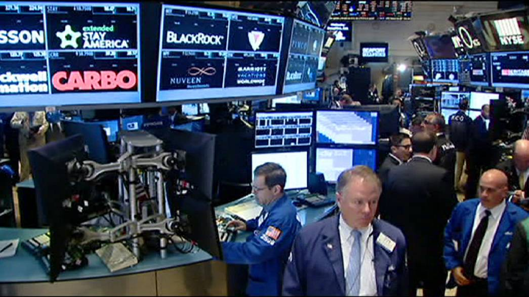 """Griechenlands """"Nein"""" hat die Wall Street überrascht"""