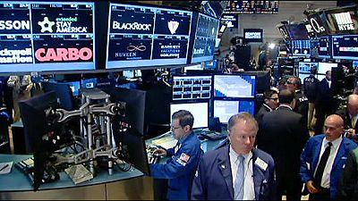 Stocks slightly lower after Greek vote