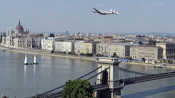 Red Bull Air Race: Arch trionfa sul Danubio