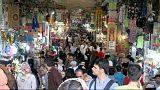 Иран: что говорят о санкциях на Большом базаре в Тегеране?