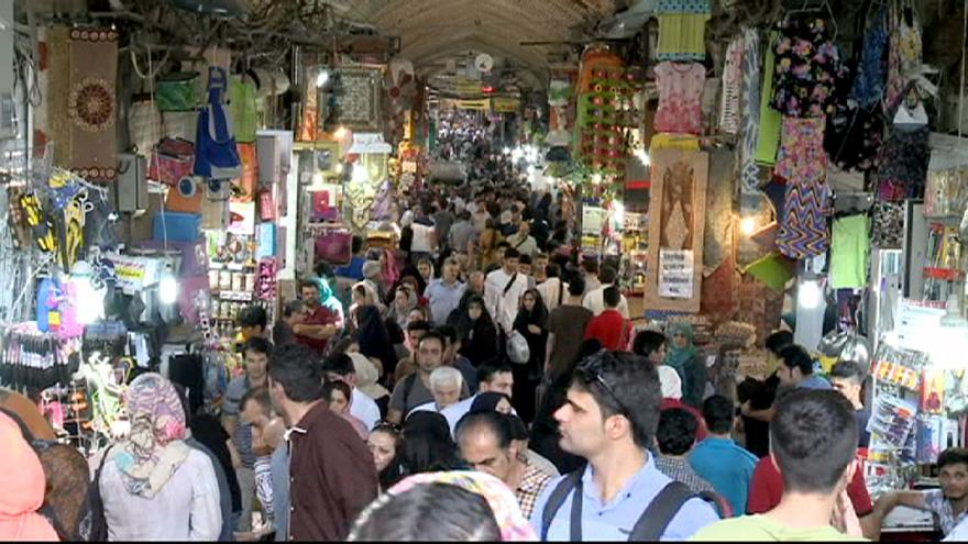 Iran optimistic of leap in growth once out from under sanctions