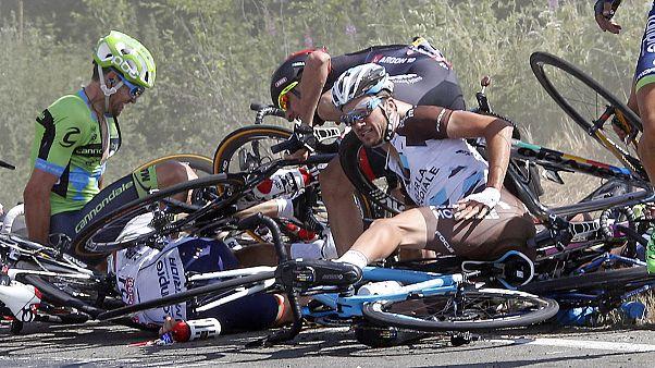 Fransa Bisiklet Turu'nda 'sarı mayo' 2013 şampiyonu Froome'a geçti