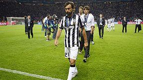 Pirlo deixa Juventus, Allegri renova