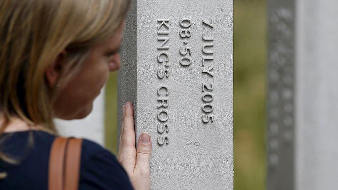 Hommage à Londres, dix ans après les attentats