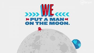 We Put a Man on the Moon (Share our Strength)