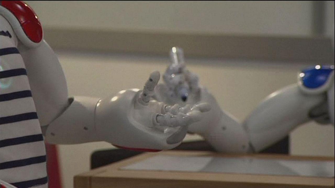 Роботы всякие нужны, роботы всякие важны