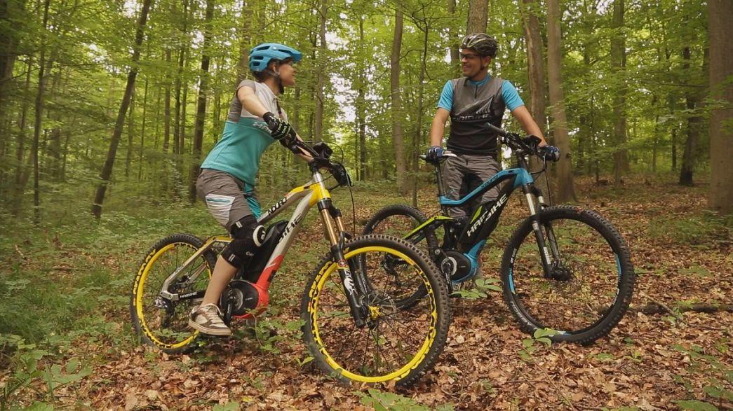 A revolução da bicicleta elétrica