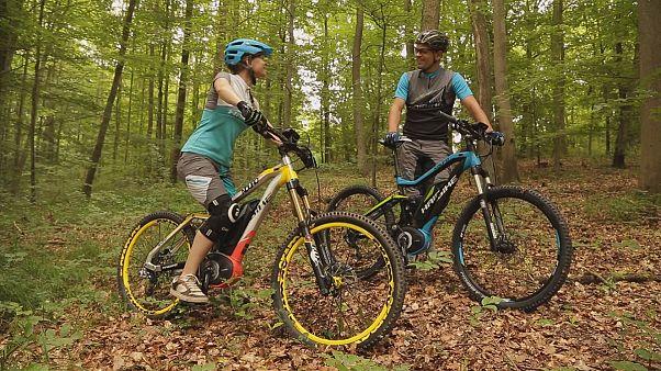 E-bicikli - kerékpárút a jövőbe