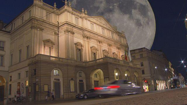 """أوبرا """"عطيل"""" تحفة روسيني الدرامية،  تحتفل بعودتها إلى لاسكالا في ميلانو. بعد غياب دام 145 عاما"""