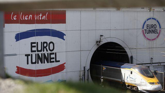 Un migrant décède dans le tunnel sous la Manche, le trafic perturbé